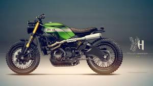 zx10 scrambler